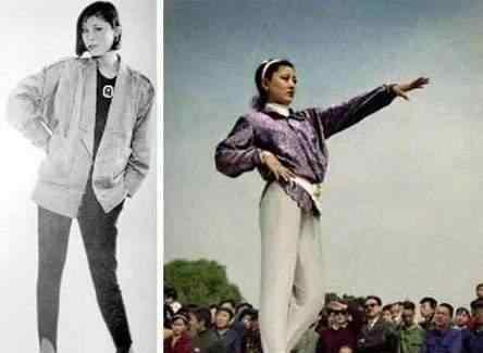 """喇叭裤 「追忆」九十年代最潮的是蝙蝠衫?喇叭裤?不!你听过""""娇衫""""吗"""