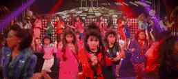 迪斯科舞蹈 日本女高中生集体模仿80年代迪斯科,魔性舞蹈竟连获两次全国大奖