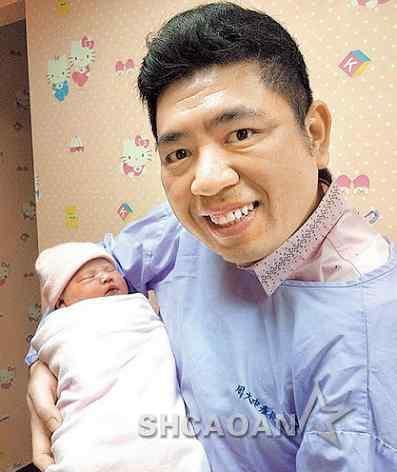 42岁生二胎 42岁陈宣裕老婆朱海君剖腹产女还要再拼第二胎
