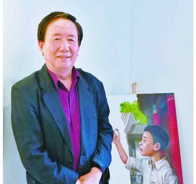 """我童年的天空 """"霹雳贝贝""""之父张之路新作《吉祥的天空》:写北京胡同里的童年往事"""