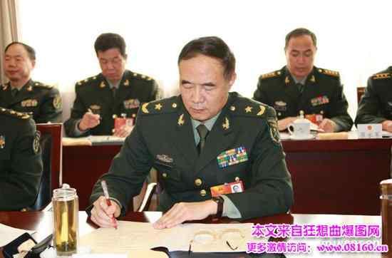 邢书成 广州军区现役少将名单,原广州军区司令员军衔
