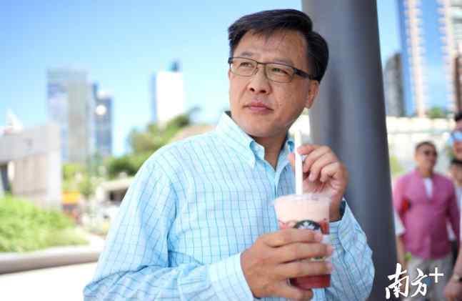 何君尧 何君尧:祖国的强大支持,让香港拨云见日