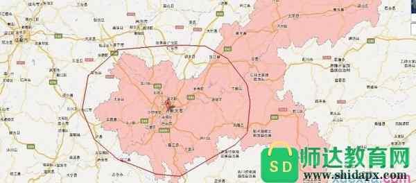 重庆行政区划图 重庆市行政区域新规划,行政区划调整最新分布图