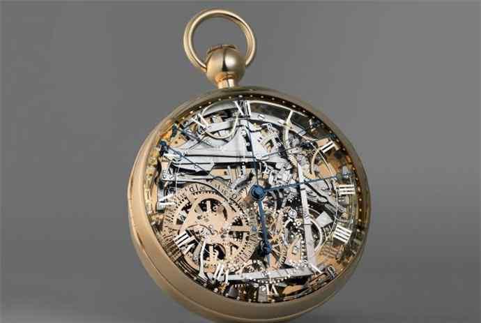奢侈表排名 全球最贵的手表1.3亿 最贵的手表排名榜单