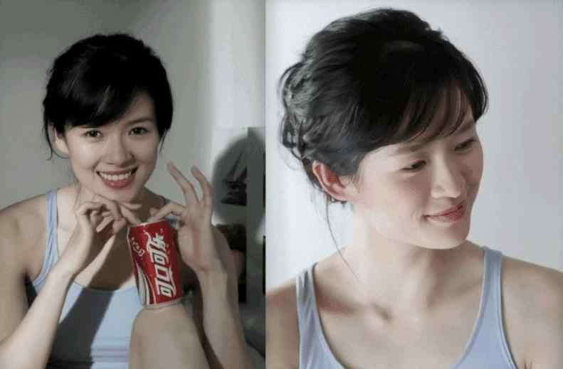 章子怡被禁广告 17年前章子怡拍可乐广告,照片被AI修复,简直不给00后留活路!
