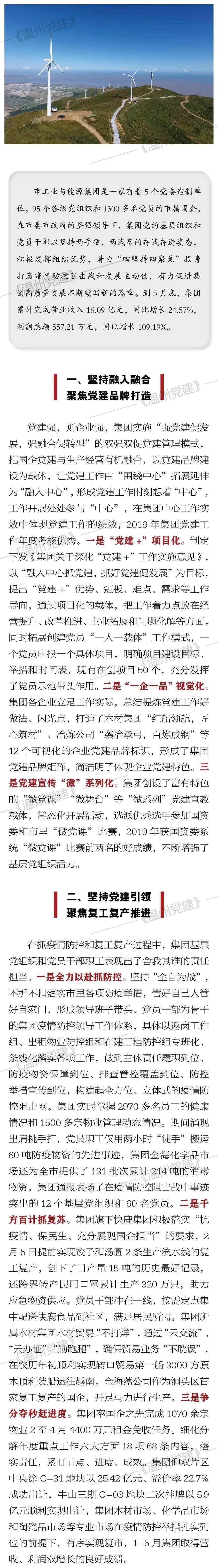 温州党建 2020《温州党建》第3期·党建论坛丨党建引领  奋战奋进  不断续写国企高质量发展新篇章
