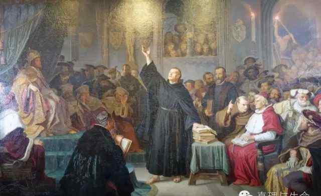 唯名论 宗教改革掠影:人文主义、奥古斯丁、唯名论