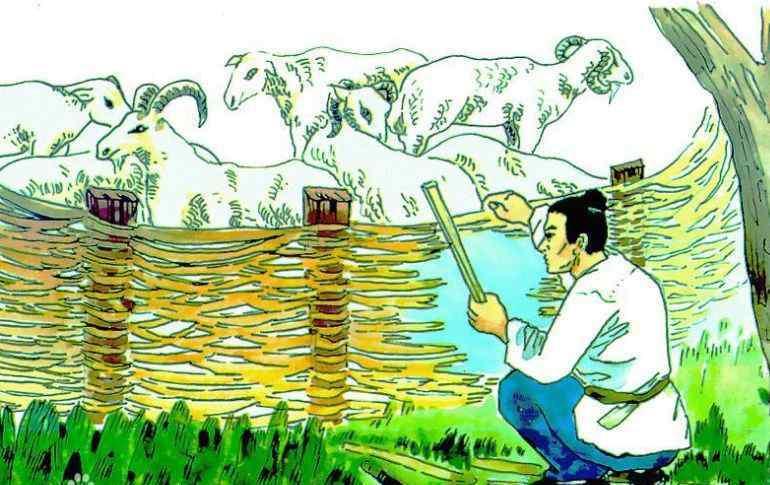 庄辛说楚襄王 战国 204 亡羊补牢——楚顷襄王和庄辛的基友史