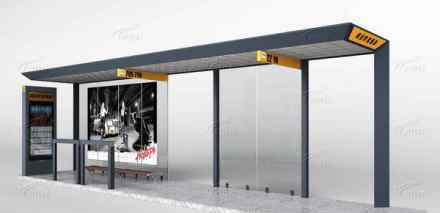 公交站台 公交站台设置规范