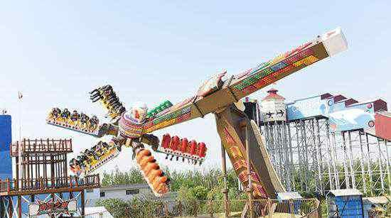 上海欢乐谷一日游 去上海欢乐谷旅游,不要错过的游玩项目,不然会后悔的